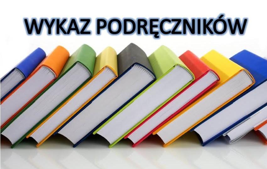 Wykaz podręczników dla klas I, II i III LO