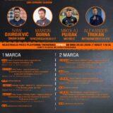 plakat konferencja trenerów
